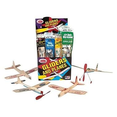 Paul Guillow 77 Balsa Glider & Airplane Assortment (ACHR20093)