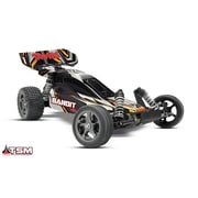 Traxxas Bandit VXL 2.4 Ghz 1-10 Ready to Run Scale Buggy with TSM - Black (HPDS9945)
