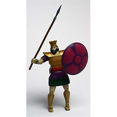 Renewing Minds Toy Action Figure Action Bible Goliath (ANCRD36008) 24057778