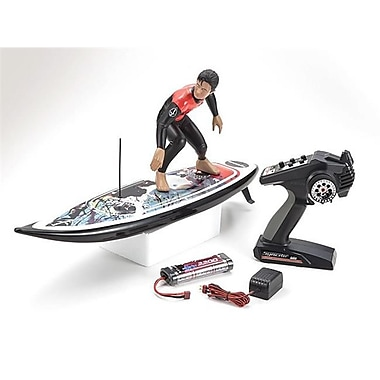 Kyosho RC Surfer 3 Readyset-Lost Edit Race Boat (HPDS5833)