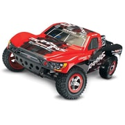 Traxxas Slash 1-10 2WD Mark Jenkins Ready to Run Monster Truck with 2.4 Ghz, ID Battery (HPDS11095)