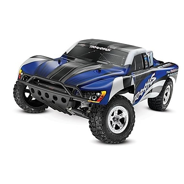 Traxxas Slash 1-10 2WD Xl-5 Ready to Run Monster Truck with 2.4 Ghz Radio - No Battery - Blue, (HPDS11011)