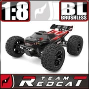 Redcat Racing TR-MT8E BE6S 1 - 8 Scale Monster Truck Brushless Electric Waterproof (RCR03724)