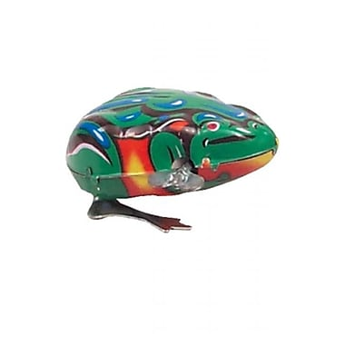 SHAN Collectible Tin Toy - Jumping Frog (AXNRT1772)