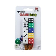 Diamond Visions 11-1557 Game Dice, Pack of 10 - Pack of 24 (ACHR14145)
