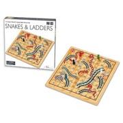 Intex Entertainment Wooden Snakes & Ladders (ITXE023)