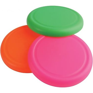 US Toy 8 in. Flying Discs - 12 Per Pack - Pack of 4 (USTCYC173372)