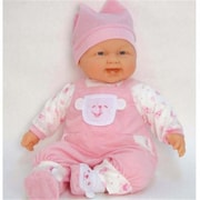 Dolls By Berenguer Lots To Cuddle Asian Baby Doll - 20 Inches (DDB123)