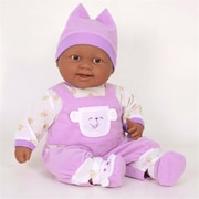 Dolls By Berenguer Lots to Cuddle Baby Doll - African American - 20 Inches (DDB122)