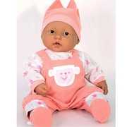 Dolls By Berenguer Lots to Cuddle Baby Doll - Hispanic - 20 Inches (DDB124)