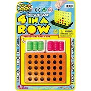 Merchandise 4 in A Row 2 Player Game (MCDS22830)