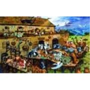 Swanson Christian Supply Puzzle - Its A Zoo - 1000 Pieces (ANCRD67636)
