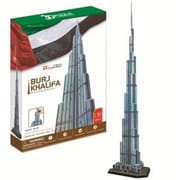 Primo Tech 3D Puzzle - Burj Khalifa (PRMTC237)