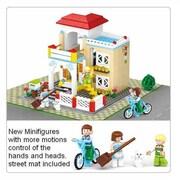 Sluban Sweet Home Building Block Set - 381 Bricks (CISA229)