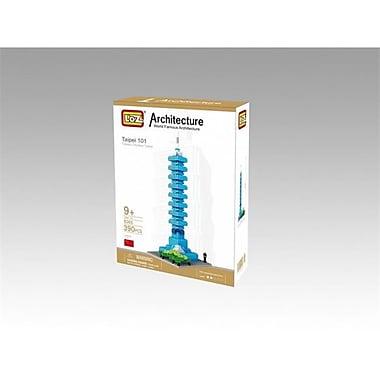 CIS Taipei 101 Model, Micro Building Blocks Set (CISA305)