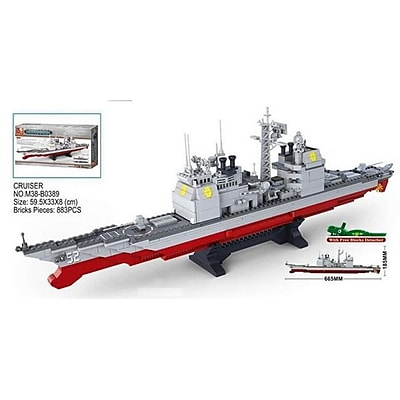 CIS Cruiser Building Block Set - 883