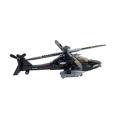 Sluban AH-64 Apache Helicopter Building Block Set