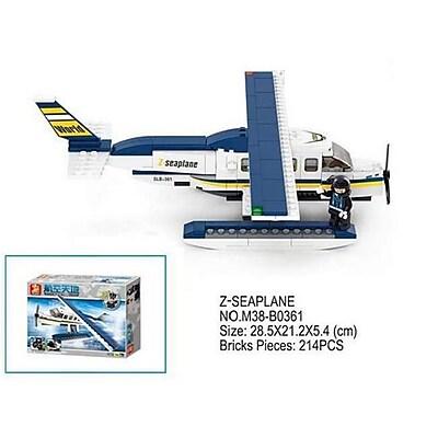CIS Z Seaplane Building Block Set -