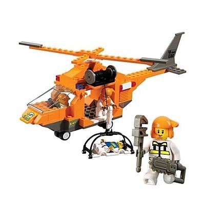 Sluban Rescue Helicopter Building Block Set -