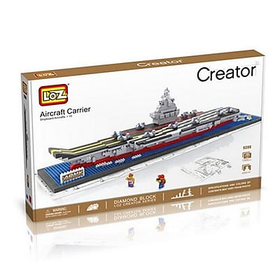 CIS Chinese Aircraft Carrier Liaoning Model, Micro