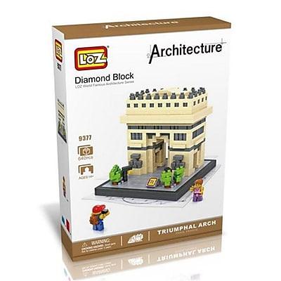 CIS Triumphal Arch Model, Micro Building Blocks