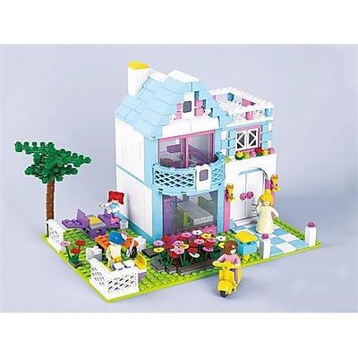Sluban Garden Villa Building Block Set -