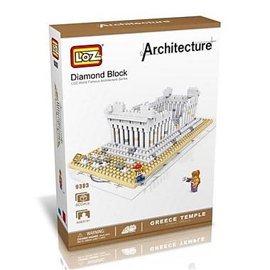 CIS Aparthenon Greece Temple Model, Micro Building Blocks Set (CISA293)