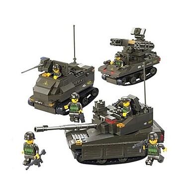 Sluban United Military Exercise Building Block Set - 609 Bricks (CISA170)