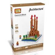 CIS Sagrada Familia Model, Micro Building Blocks Set (CISA292)