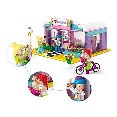 Sluban Hair Beauty Salon Building Block Construction Toys with 229 Bricks (CISA225)