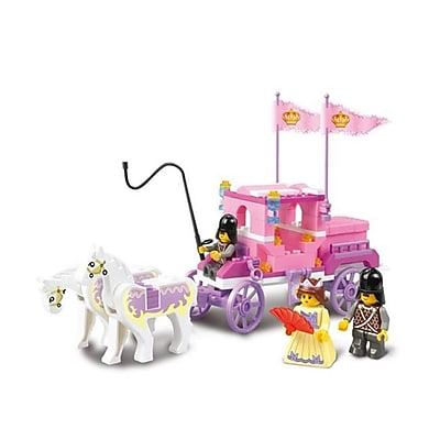 Sluban The Royal Carriage Building Block Set