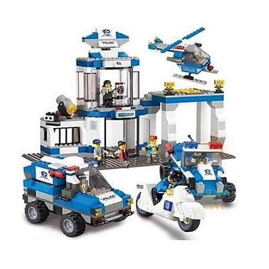 CIS Swat Command Center Building Block Set - 562 Bricks (CISA119)