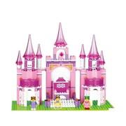 Sluban Princess Castle Building Block Set - 472 Bricks (CISA099)