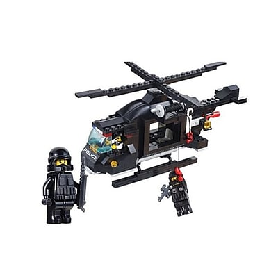 Sluban All Purpose Helicopter Building Block Set