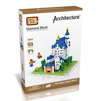 CIS Neuschwanstein Castle Model, Micro Building Blocks