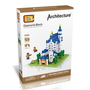 CIS Neuschwanstein Castle Model, Micro Building Blocks Set (CISA290)