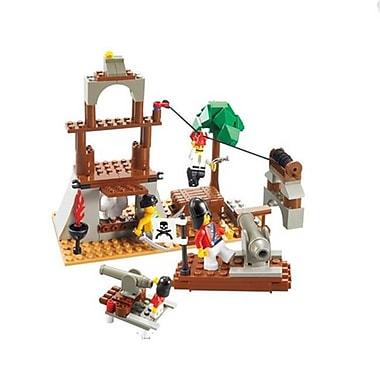 Sluban Territory Guarding Building Block Set - 142 Bricks (CISA160)