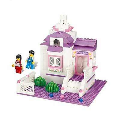 Sluban Honey Cabin Building Block Set -