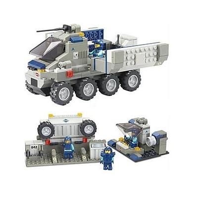 CIS Warfield Support Vehicle Building Block Set