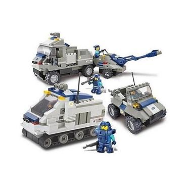 CIS Armored Artillery Building Block Set - 467 bricks (CISA132)