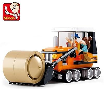 Sluban Buldozer Building Blocks Construction Set with