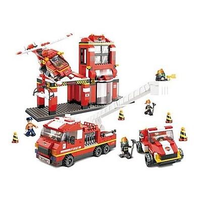 CIS Fire Fighter Mass Dispatch Building Block