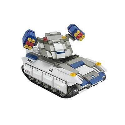 CIS Vulcan Missile Tank Building Block Set