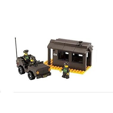 Sluban Outpost Building Block Set - 171 Bricks (CISA257)