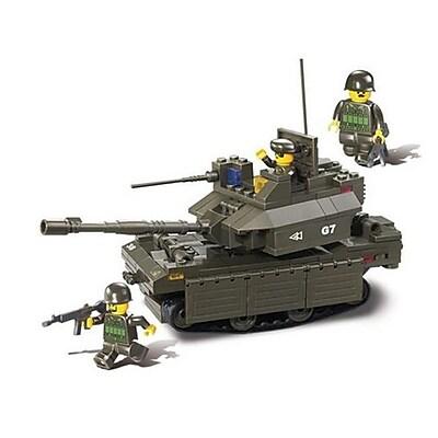 CIS Leopard 2A6M Building Block Set -