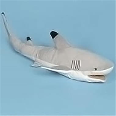 Sunny Toys 24 In. Shark - Black-Tip Reef, Animal Puppet (SNTY340)