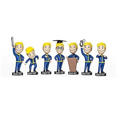 Gaming Heads Fallout 4 Vault Boy Series 2 Vinyl Bobble Figure (INNX1540) 24059137