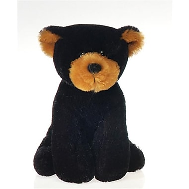 DDI Lil Buddies - 6 in. Baxter Bb Black Bear Case Of 48 (DLRDY263220)