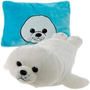 DD Discounts 18 Seal Peek-A-Boo Pillow- Pack of 6 (DLR43506)