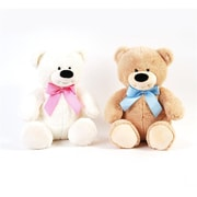 Flomo Valentine Huggable Plush Bears - 14 in. - Case of 6 (DLR336566)